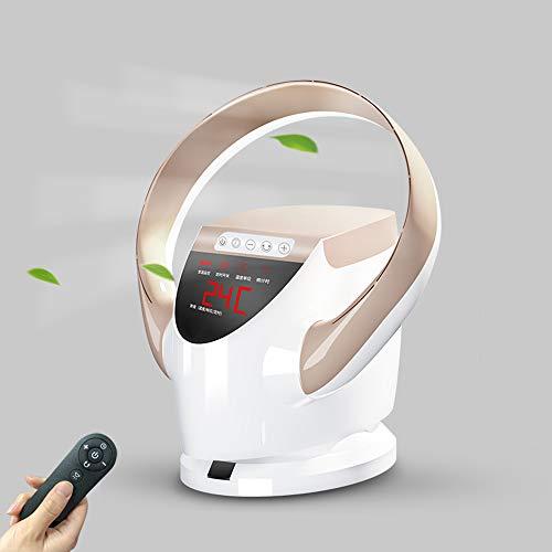 Rotorloser Wandventilator - Fernbedienung Ventilator, Leises Betriebsgeräusch,Säulenventilator Mit Sleep-Timer Funktion,Raumlüfter,Oscillating Fan