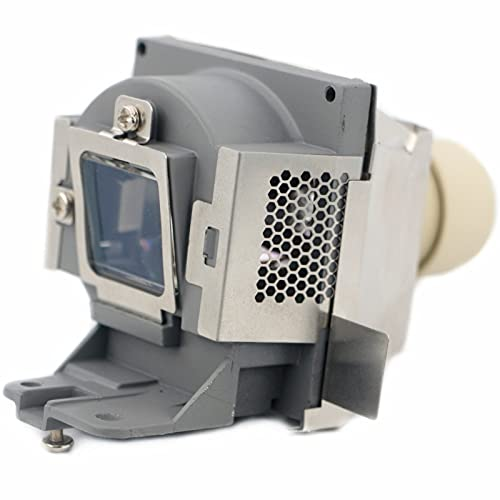 SUNLAPS 5J.J9R05.001 Lámpara de proyector Repuesto Bombilla con Carcasa para BENQ MS3081+ MS521P MS522P MS524 MW526 MS506P MS504 MS504A MS504P MS514H MS527 MS524B TW526 TS537 proyectores