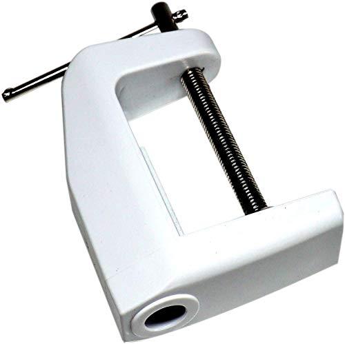 passt für Tischlampe Metall-Tischklemme verstellbare Schraube