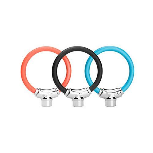 3Pcs 12MM Fahrradschloss, Zine Alloy Fahrradscheibenschlösser, mit einteiligem Schlüssel, Hochleistungs-Portable, Anti-Diebstahl-Hochsicherheits, für die meisten Fahrräder