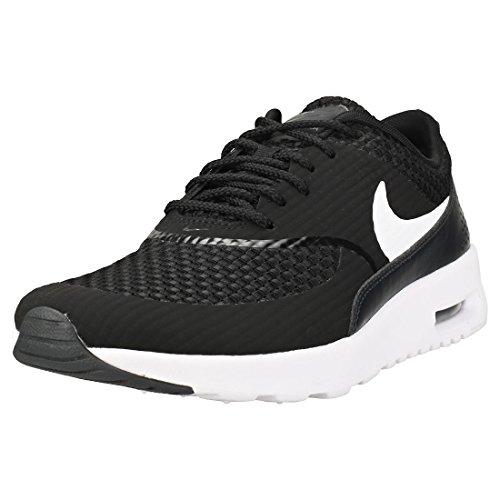 Nike Damen WMNS AIR MAX THEA Premium Traillaufschuhe, Schwarz (Nero/Bianco/Anthracite 024), 40.5 EU