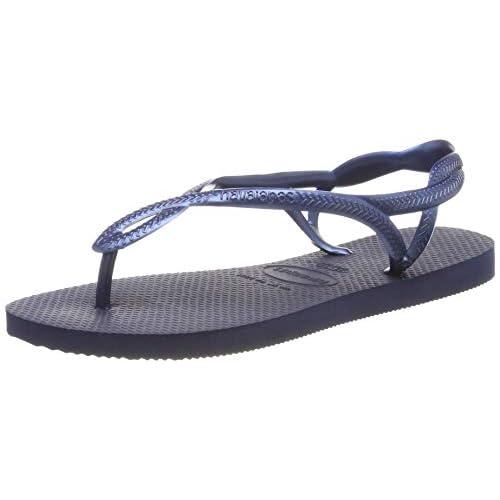 Havaianas Luna, Infradito Donna, Blu (Navy Blue), 33/34 EU