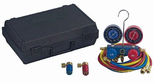 Robinair 48510 R134a Aluminum Manifold Set with 72' Hoses