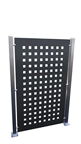 Sichtschutzelement, Modell Elmo E Quad