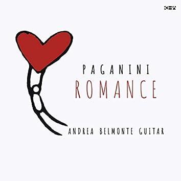 Niccolò Paganini: Grande Sonata, Ms 3: II. Romance. Più tosto largo. Amorosamente