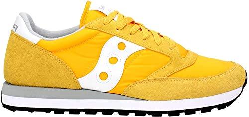 Saucony - Zapatillas deportivas Jazz Original para hombre Amarillo Size: 46 EU