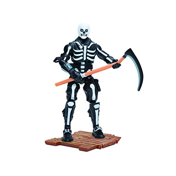 Toy Partner Figura FORTNITE Skull Trooper 10 CM. Serie 2 Incluye 1 Accesorio, EN Blister, Multicolor (FNT0073) 2