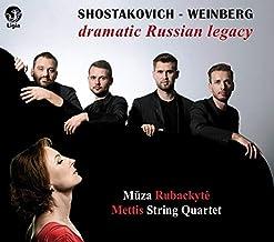 Dramatic Russian Legacy/Piano Quintets