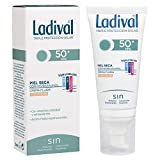 Ladival Protector Solar Facial Piel Seca con color- FPS 50+, 50 ml