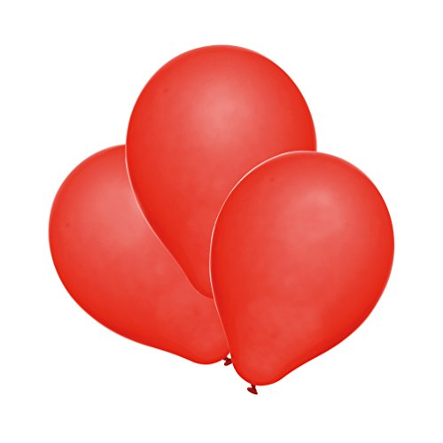 Why Should You Buy Susy Card 40011417 Balloons, Pack of 100 Red