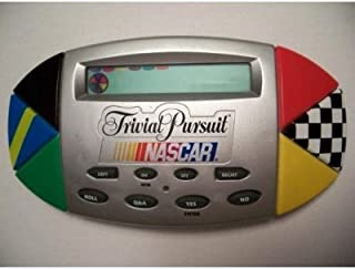 Trivial Pursuit Electronic Handheld Game: Nascar Edition (1998)
