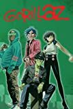 Gorillaz Notebook: Great College Wide Ruled Journal Notebook for School Students, Teen Boys and Girls, Kids, Women for Creative Writing ... (Gorillaz Composition Notebooks)