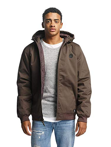 DC Shoes Ellis - Hooded Bomber Jacket for Men - Kapuzen-Bomberjacke - Männer