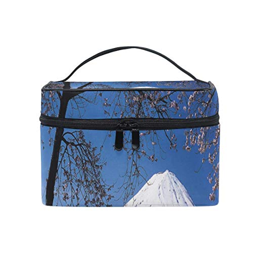 Trousse à maquillage Japon Snow Mount Cosmetic Bag Portable Large Toiletry Bag for Women/Girls Travel