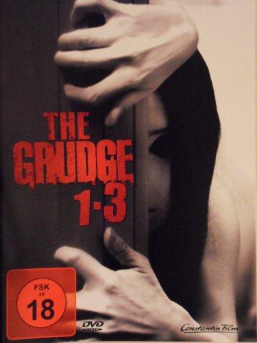 The Grudge 1-3 (FSK 18 Jahre) DVD