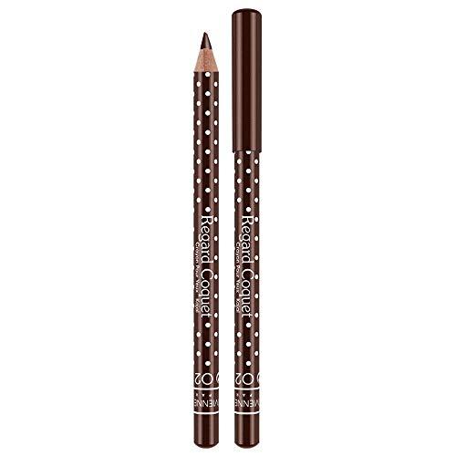 Vivienne Sabo - Kajal Eye Pencil Regard Coquet, Farbe:Braun, Typ:dark brown with golden pearl