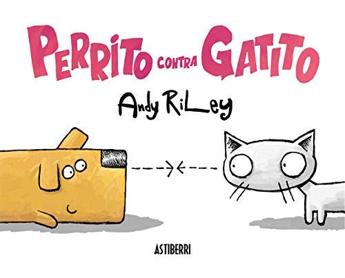 Perrito contra gatito (Kili Kili)