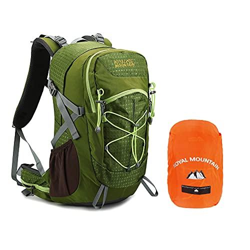 LOCALLION Zaino da Escursione 30 Litri Zaino da Campeggio Zaini Trekking 30L Impermeabile Zaino da Alpinismo Viaggio Hiking Sportivo