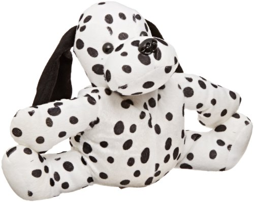 Abilitations Teacher's Pet Weighted Lap Dog, Dot, 3-1/2 Pounds - 1267921