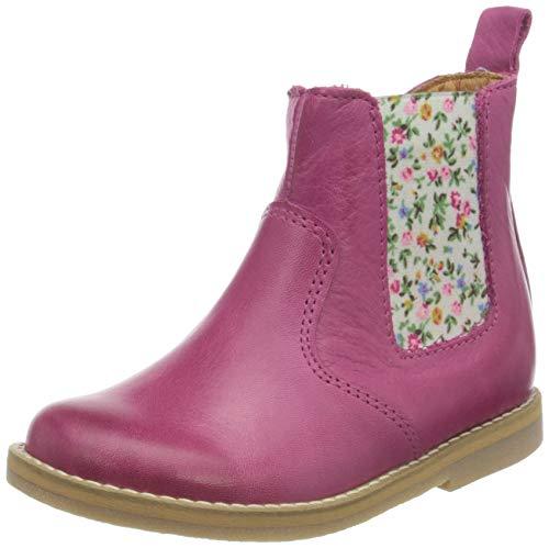 Froddo Mädchen G3160117 Girls Chelsea Boots, Pink (Fuchsia I19), 26 EU