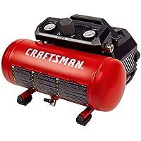Craftsman 1.5-Gallon 3/4 HP Portable Oil Free Air Compressor