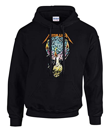 shirt19 Metallica - Frantic Logo Kapuzenpullover Hoodie -3278 – SW (m)