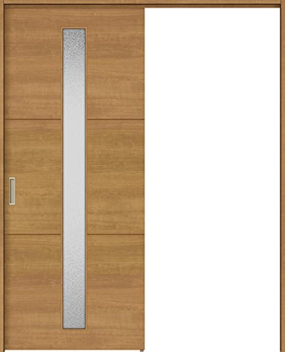 ウガンダコテージエレベーターラシッサS 上吊引戸 片引戸標準 ASUK-LGD 1820J 錠付 W:1,824mm × H:2,023mm ノンケーシング 本体/枠色:クリエダーク(DD) 勝手:左勝手 枠種類:115mm幅(ノンケーシング枠) 引手(シャインニッケル) 床見切り:なし 機能:ブレーキ プッシュ錠:表示錠(シャインニッケル) 錠加工位置:標準位置 LIXIL リクシル TOSTEM トステム