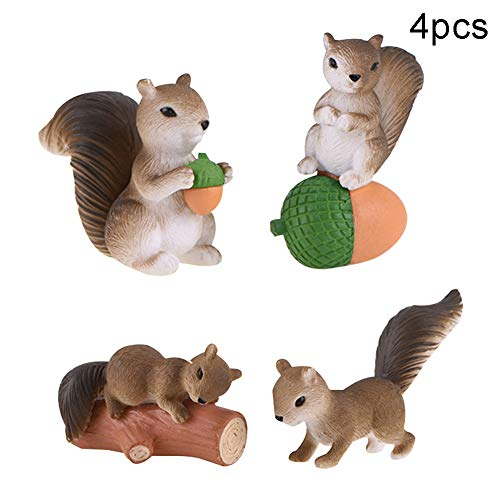 Fairy Blumentopf Ornament  Garden Ballon für 1:12 Miniatur Puppenhaus Decor-DE