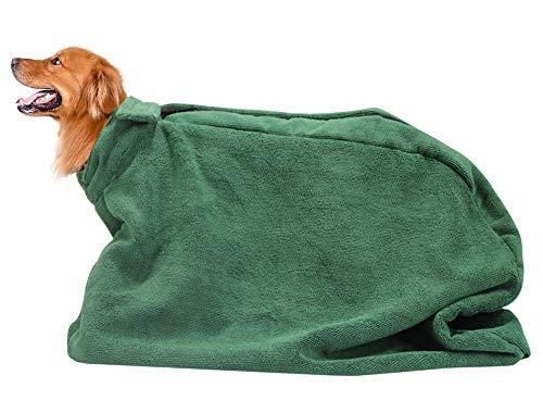 Morezi Dog Bathrobe