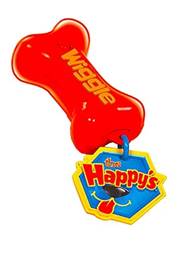 The Happy's Happy Treat Wiggle Red