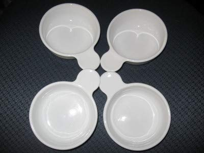 Corning Ware P-150-15 oz - GRAB-IT - Bowls x 4