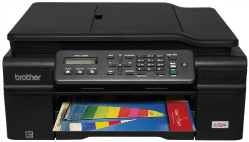 Great Features Of Brother Printer MFCJ245 All-in-One Inkjet Printer