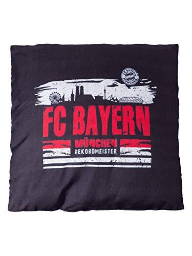 FC Bayern München Kissen Skyline