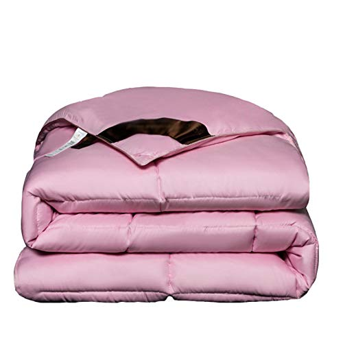 MMCC Double Duvet Duck Feather and Down Premium Extra Thick Comfortable Filling Warm Winter Double Quilts Super Soft Anti-Allergy Energy Efficient By Adam Home