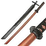 GAMINS Demon Slayer's Blade COS Espada De Madera, Accesorios De Armas De Madera, Accesorios De Juego De rol, Adecuados para Los Amantes del Anime