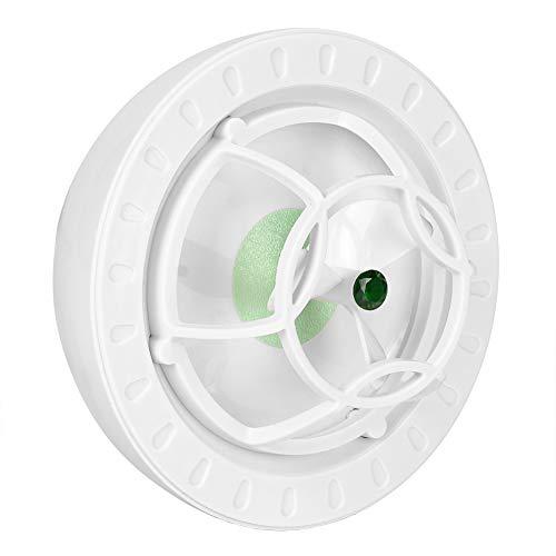 Mini lavavajillas, multifuncional USB para el hogar, limpiador de lavavajillas ultrasónico para cocina, sin instalación, onda de agua de alta presión(Verde)