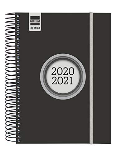 Finocam - Agenda Curso 2020-2021 E10, 155 x 212 1 Día...
