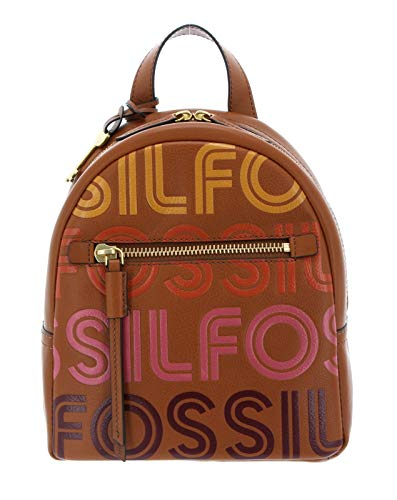Fossil Megan City Backpack leather 28 cm
