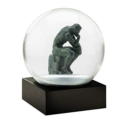 Cool Snow Globes Schneekugel The Thinker 10cm