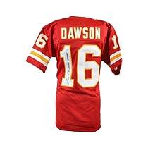 NFL - Len Dawson Autographed Jersey | Details: Kansas City Cheifs, Custom, Red【並行輸入】