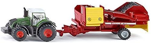Siku 1808 actor with Potatoes Roder Car And Traffic Models by Siku