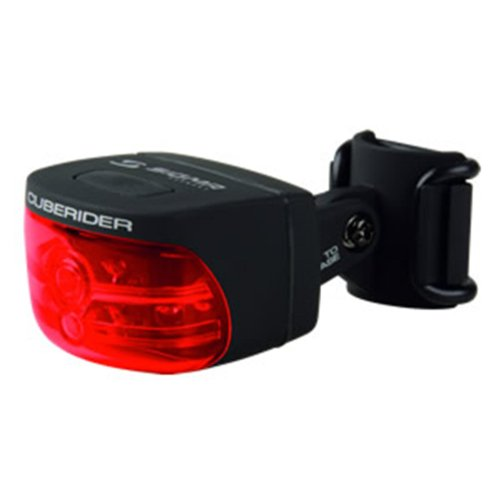 Sigma Sport Cuberider Rubber-Touch LED Batterie Rücklicht, Cuberider RT
