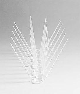 BirdFlee Polycarbonate Bird Spikes 5 pcs. Set