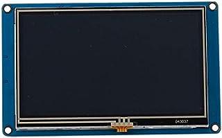 4.3 Inch for Nextion HMI Intelligent Smart USART UART Serial Press TFT LCD Module Display Panel for Raspberry Pi 2 A+ B+ U...
