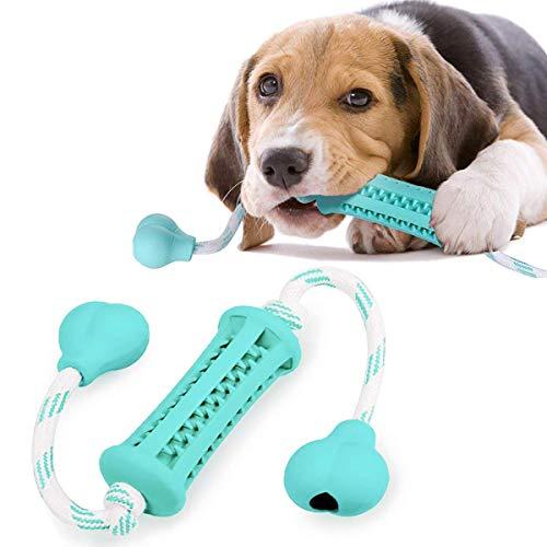 FRISTONE Hunde Kauspielzeug Welpen Hundespielzeug Intelligenz für kleine mittelgroße Hunde Ungiftiges Naturkautschuk Spielset (Mittelgroße Hunde)