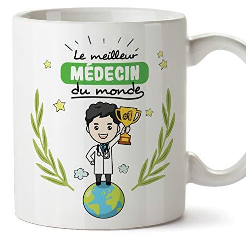 La tasse le meilleur médecin du monde