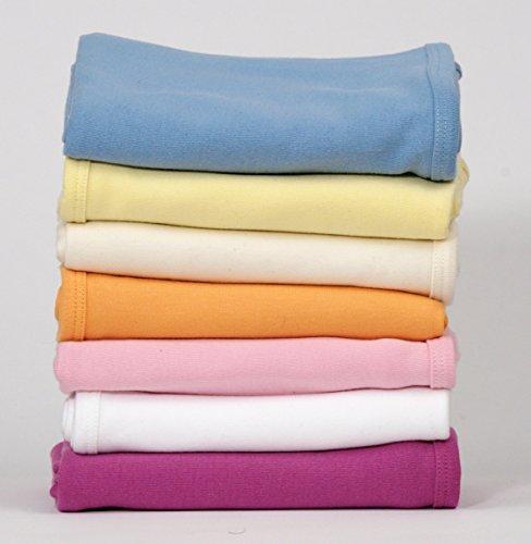 Magnolia Organics Receiving Blanket - 1-Pack, Butterscotch