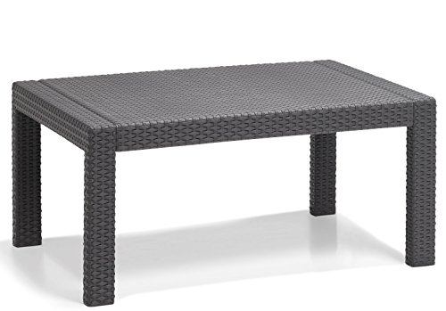 Allibert Lounge-Set Merano 4tlg, graphit/cool grey - 4