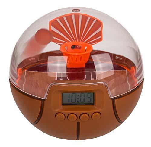 Gadget Wecker Basketball - wirf einen Korb, um den Alarm zu stoppen