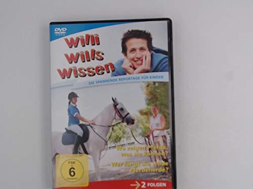 Willi will's wissen: Wo zeigen Pferde, was sie können? / Wer fängt die wilde Pferdeherde?